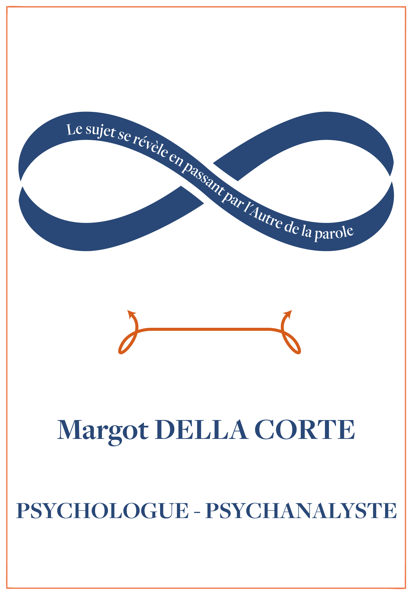 Margot Della Corte, psychologue - Paris 9